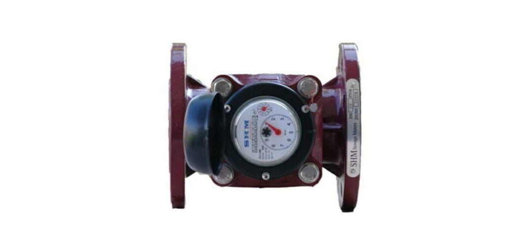 jual flow meter air limbah